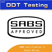 Accredited SABS Testing & Certification Body/Agent