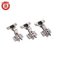 Furniture Accessory Adjustable Hydraulic Door Hinge for Cabinet