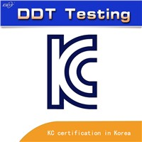 KC Certification & Testing for Water Filter