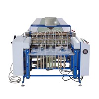 Automatic Packaging Paper Feeding Machine, Paper Gluing Machine