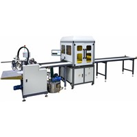 Fully Automatic Positioning Machine with Mainpulator