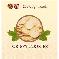 Chinese Biscuits & Crispy Cookies Supplier & Exporter