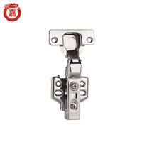 Stainless Steel Full Overlay Hydraulic Kitchen Cabinet Hinge
