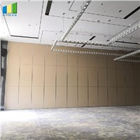 Acoustic Classroom Movable Folding Partition Wall Door with Sound Proof