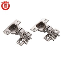 Nickel Plating Steel Kitchen Concealed Cabinet Door Hinges