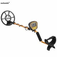 Nalanda 18kHz Metal Detector with 5 Detection Modes, Outdoor Gold Digger Metal Finder with Adjustable Sensitivity