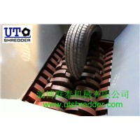 Tyre Rubber Recycling Shredder, Waste Tire Shredder, Tire Cutter, Tyre Crusher