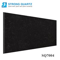 Black Granite / Marble /Natural Looks like with Veins Quartz Stone