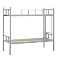 Clorina Furniture School Furniture Student Dormitory Bed Steel Bunk Bed