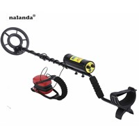 Nalanda Underwater Metal Detector with All Metal & Pinpoint Modes, LED Indicator, Stable Detection Depth