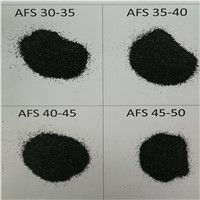 46% Cr2O3 Chromite Foundry Sand for Ladle Filling