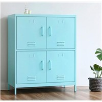 Clorina Steel Home Cabinet Strorage Filing Cabinet