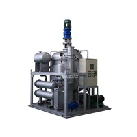 YNZSY Series Used & Waste Tyre Pyrolysis Oil Cleaning/Oil Refining Machine