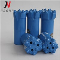 China Factory Rock Drilling Tools 32mm-38mm Taper Button Bits