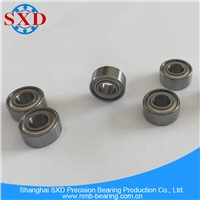 Nice Quality Stainless Steel Ball Bearing S605 SF605 S605zz SF605zz, High Precision, Low Noise