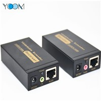 VGA&Audio Extender Over Single Cat5e/6