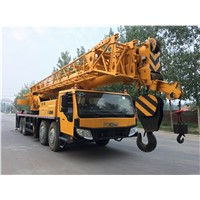 Xcmg Crane 70 Ton Qy70k Used Mobile Truck Crane Cheap Sale