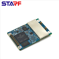 High Precision GPS BD Galileo Satellite Signal Receiver Board Card Tianbo GNSS Mb-2 Board Card