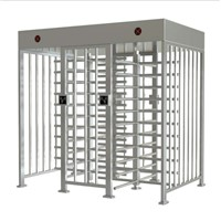 RFID Stainless Steel Automatic Full Height Turnstile Gate