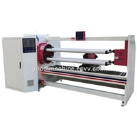 4 Shafts High Production PVC Insulation Electrical Tape Cutting Machine