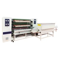 Semi-Automatic BOPP Scotch Tape Slitting Rewinding Machine