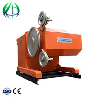 Mining Equipment Wire Saw Machine for Cutting Marble 55KW