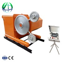 360 Degree Big Water Jet Granite & Marble Block Wire Saw Stone Cutter Machine Power-Saving Master