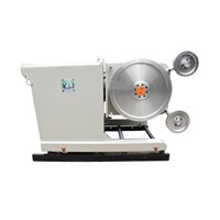 Big Stone Cutting Machine Wire Saw Machine for Stone Cutting 45KW