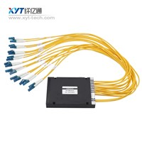 CWDM System 5 Channel MUX Pssive CWDM DEMUX Filter Type Single Fiber Optical Multiplexer with Mon & EXP Port