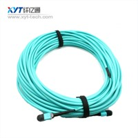 1m/2m/3 Meter MPT /MPO Multimode Optical Fiber Patch Cord factory wholesale