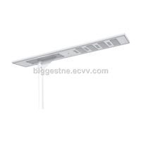 100W Integrated All In One Solar Street Light