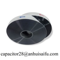 BOPP Safety Metallized Pet Roll Hot Alloy Pattern Capacitor Film New Products on China Market