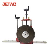 Multi Saw Blade Cutting Slotting Concrete Concrete Wall Cutting Machine