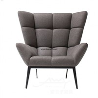 Designer Modern Living Room Relax Lazy Easy Arm Lounge Tuulla Chair with Multiple Color.