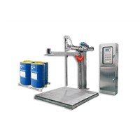 IBC Pallet Drum Filling Machine