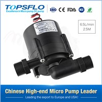 12V or 24V DC High Pressure Boost Pumps, Integrated Water Heater Pump