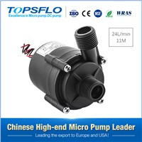 TOPSFLO Long Lifetime Quiet Brushless Small Electric Instant Water Heater Pump