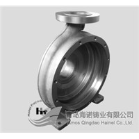 Stainless Steel Pump Casing (153459)