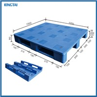 1200*1000mm Heavy Duty Single Face Anti-Slip Stackable Pallet Racking