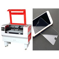 80 / 100W Rotating 1280 CO2 Laser Cutting Machine for Metal / CNC Laser Cutter
