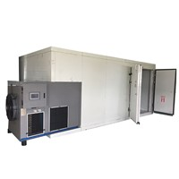 Low Temperature & Humidity Cabinet Dryer Seafood Fish Drying Machine