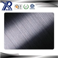 Coated 316L Black Stainless Steel Sheet