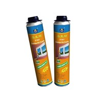 Sunrise F181 All Season Expansion Door & Window Filling Expanding Sealing Spray PU Polyurethane Foam
