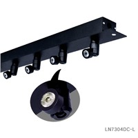 Tailor Make 5W DC12V LED Showcase Cabinet Spotlight Recessed LN7304DC-L