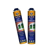 Sunrise F281 Fire-Retardant Expansion Door & Window Filling Expanding Sealing Spray PU Polyurethane Foam