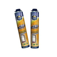Sunrise F290 Firm Bond Polyurethane Foam for Windows & Doors Installation