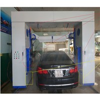 Best Seller Reciprocating Brushless Automatic Car Wash Machine Customized