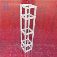 200 * 200 Mm Aluminum Square Tube Screw Stage Truss Equipment for Trade Show Booth