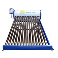2019 Latest Sun Heat Pipe Solar Water Heater
