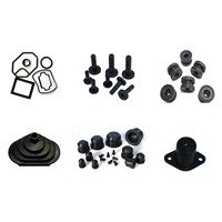 Customized Rubber Seals, Molding Parts, Rubber Parts